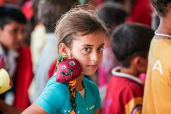 Suriyeli Fatma'nın umut dolu hikayesi